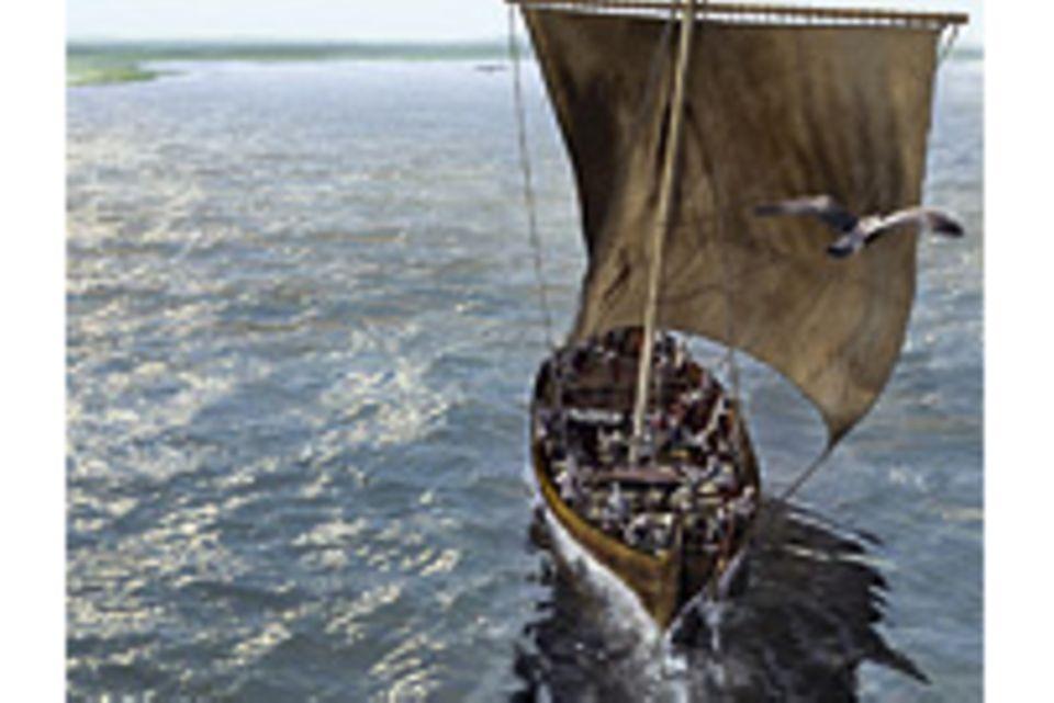 Leseprobe: Kurs auf Vinland