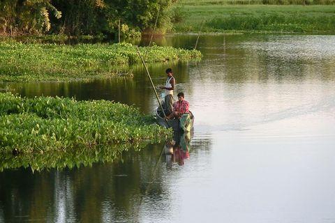 Majuli, ein Inselvolk trotzt den Fluten