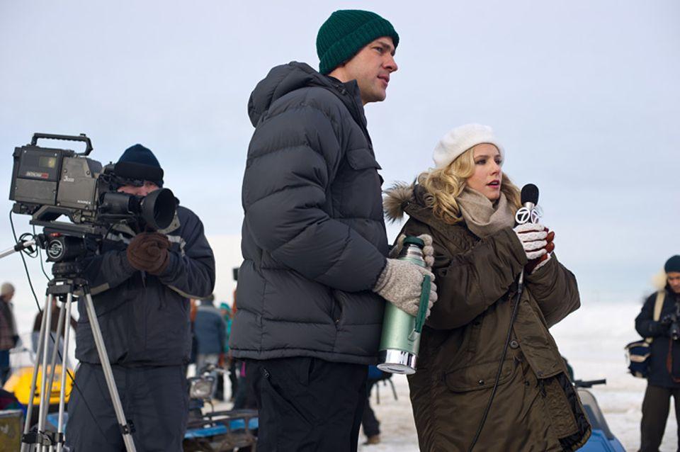Kinotipp: Aus der ganzen Welt kommen Reporter zu den eingeschlossenen Walen