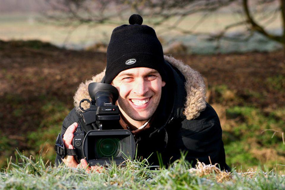 Naturtalente: Leidenschaftlicher Tierfilmer: Marc Lubetzki (40)