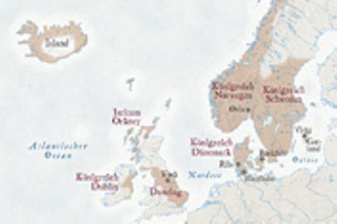 Reisen in die Zeit der Wikinger