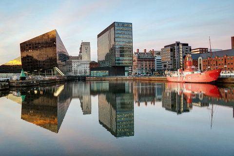 Städtereise: Liverpool ohne die Beatles