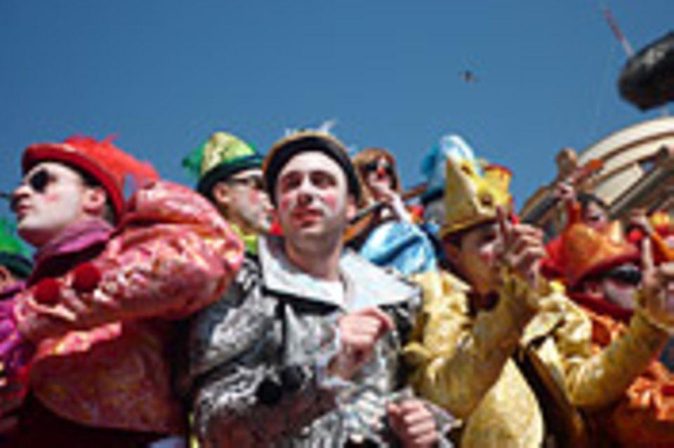 Andalusien: Karneval in Andalusien: Cádiz steht Kopf