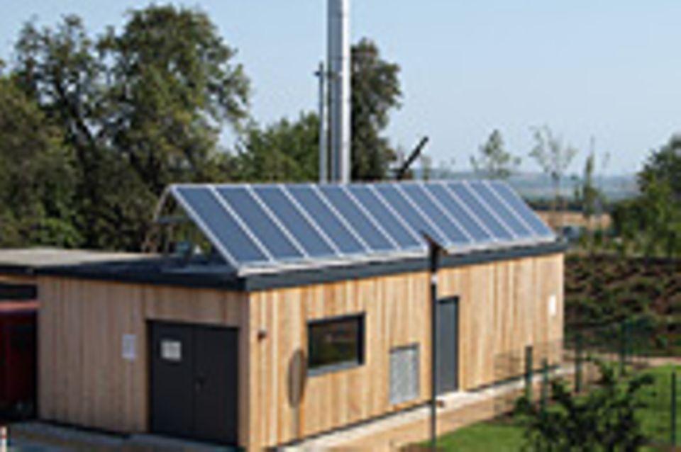 Energieeffizienz: Das Haus als Kraftwerk