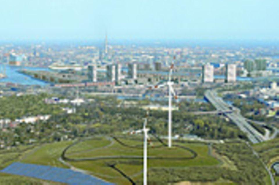 Klimawandel: Hamburg probt den Ernstfall