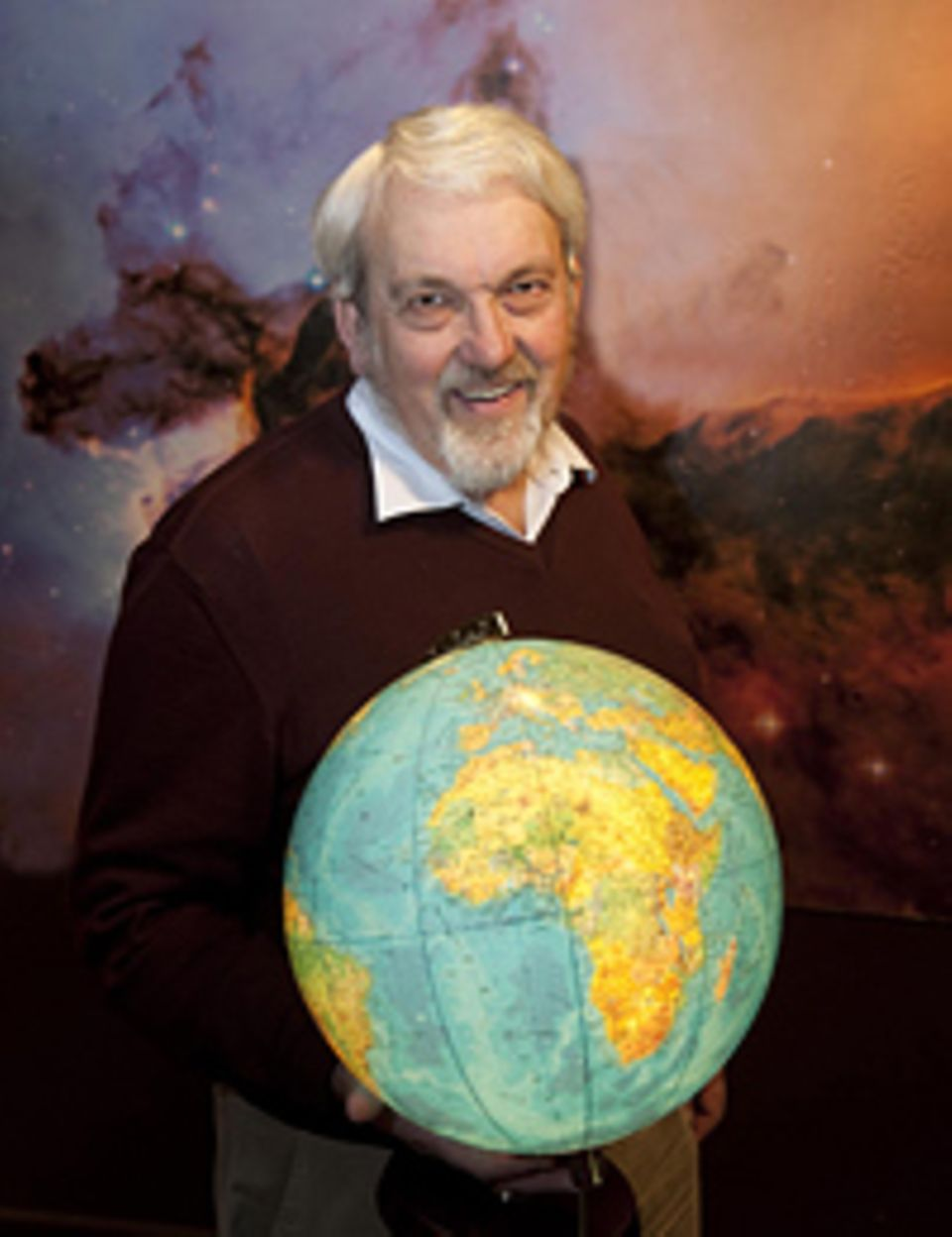 Interview: Dr. Andreas Hänel arbeitet im Natur- und Umwelt-Planetarium des Museums am Schölerberg