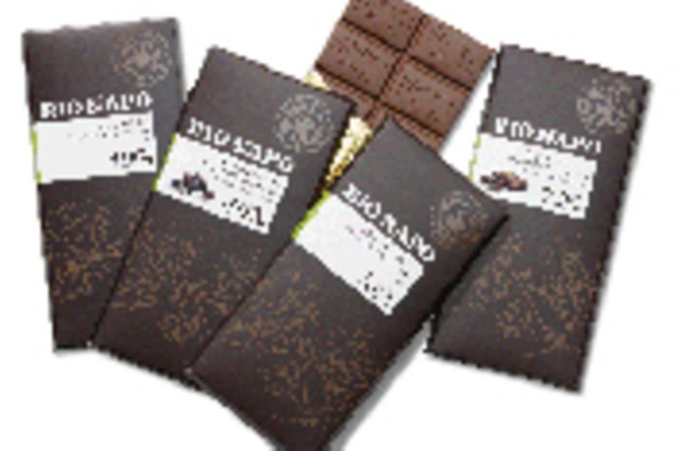 RIO NAPO Grand Cru Waldschokolade aus Ecuador