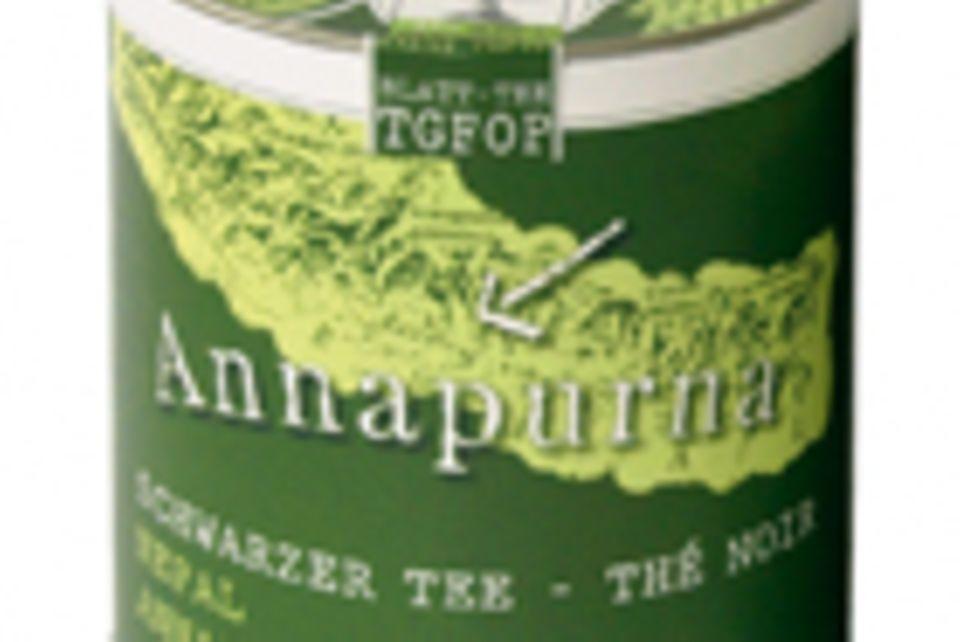 ANNAPURNA Schwarzer Tee