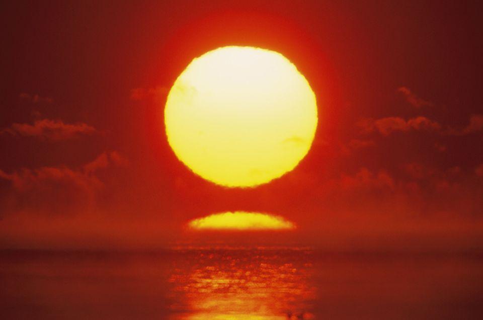 Forscher errechnen die Sonnentemperatur mithilfe von Schallwellen