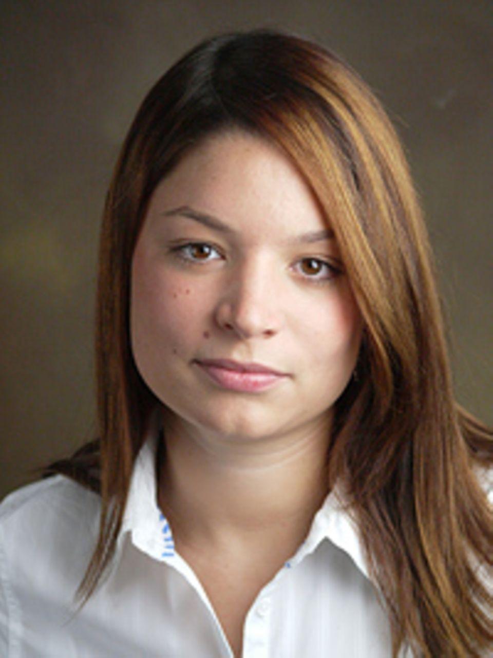 Studieren mit Stipendium: Svenja Damzog