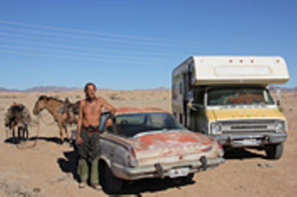 Slab City - wildes Leben in der Wüste