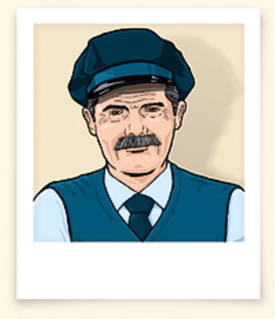 Verdächtiger: Paolo Bugatti