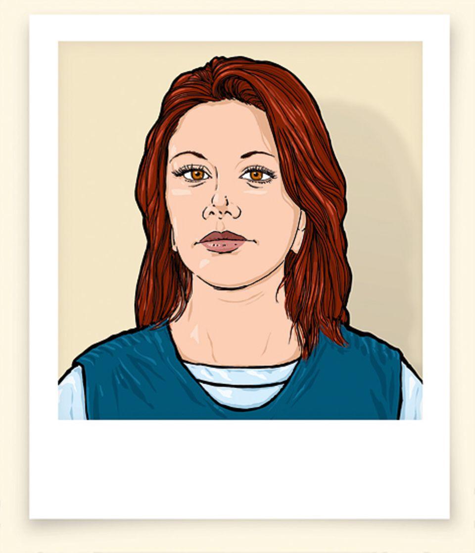 Bettina Lavora, Haushälterin