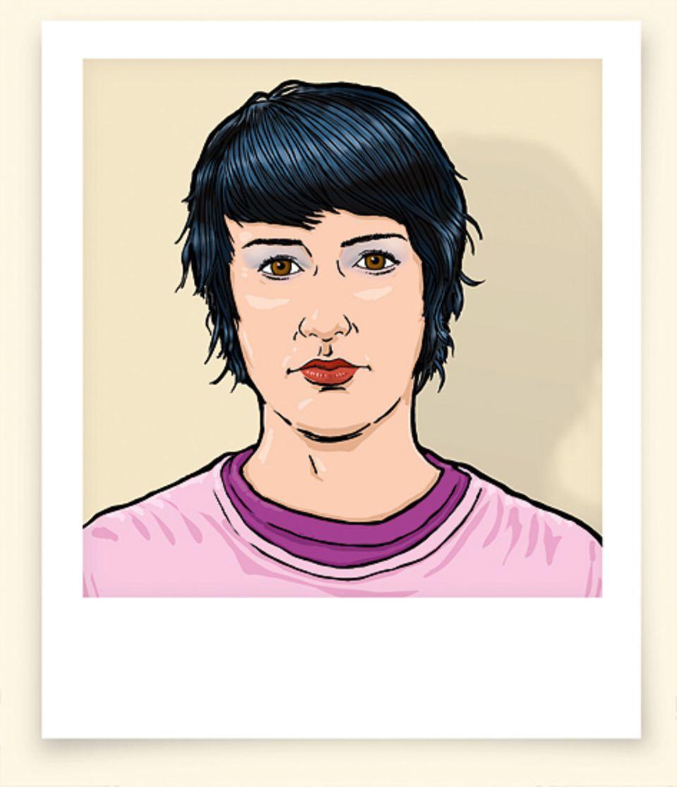Lilly Pilates, Freundin von Julia