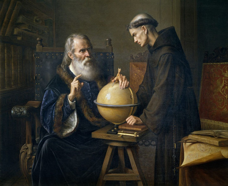 Weltveränderer: Galileo Galilei veränderte die Welt, indem er das Planetensystem neu erklärte