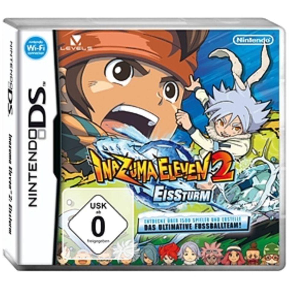 Spieletests: Spieltipp: Inazuma Eleven 2