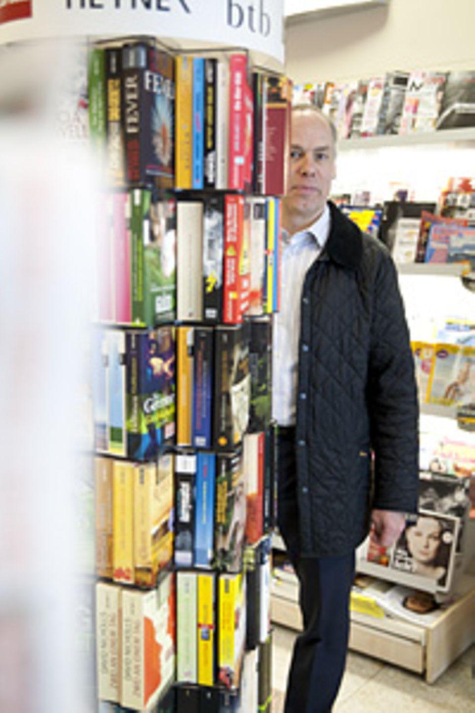 Carsten Klauer ist Ladendetektiv