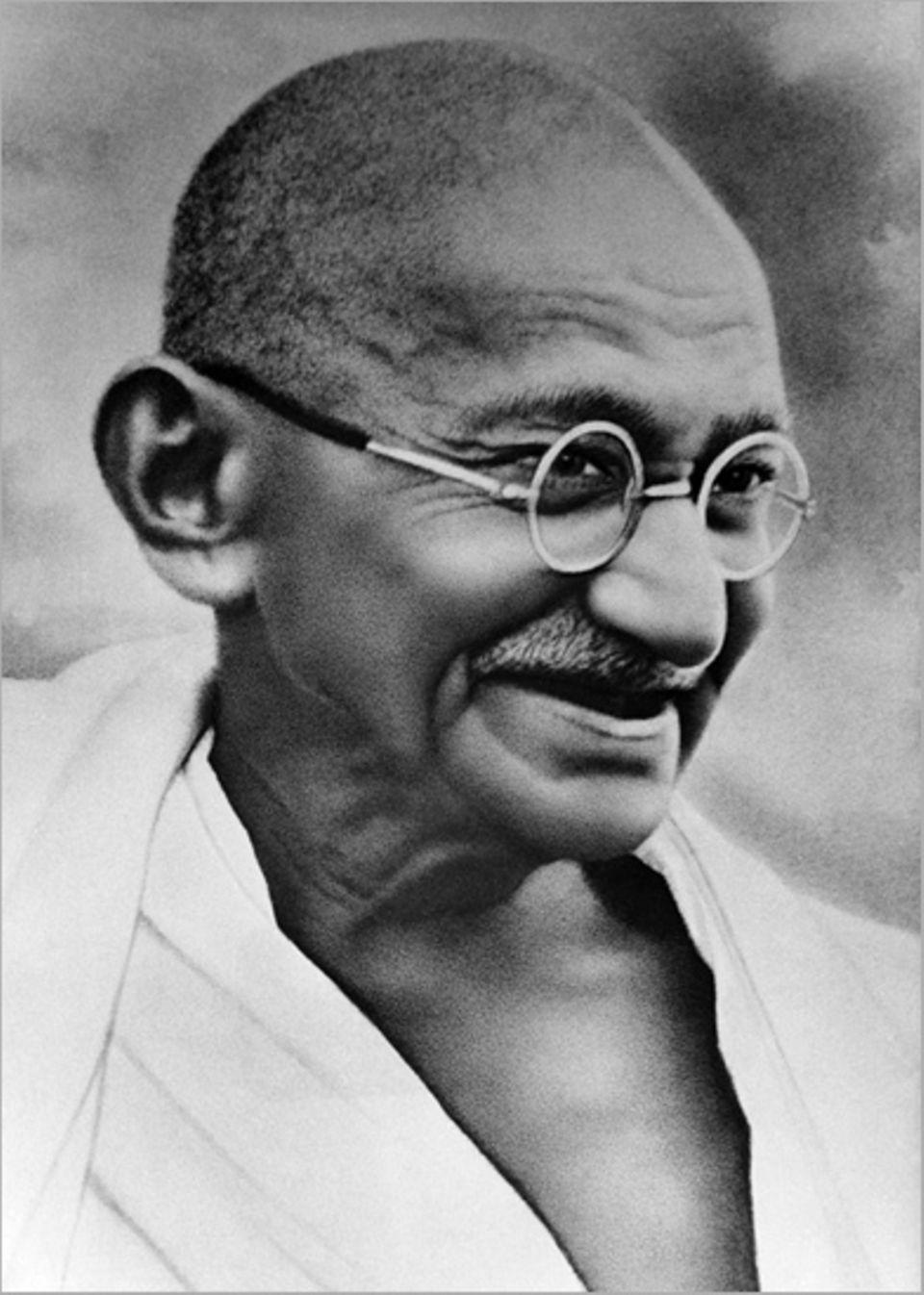 Weltveränderer: Mahatma Gandhi