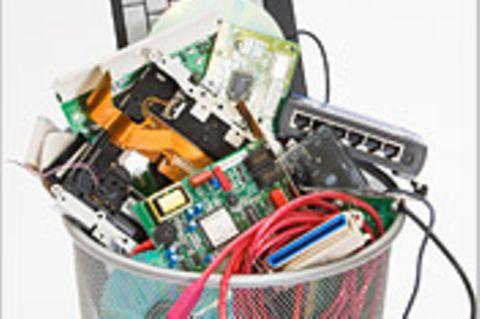 Obsoleszenz: Produzieren für die Tonne