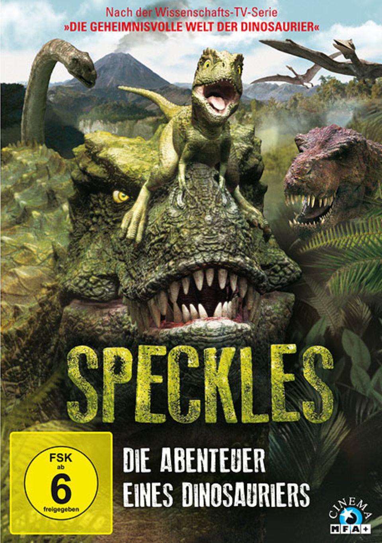 DVD-Tipp: Speckles - Die Abenteuer eines Dinosauriers