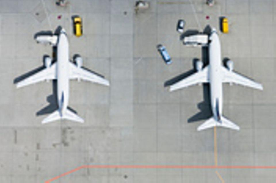 Reisephänomene: Schnellere Airlines