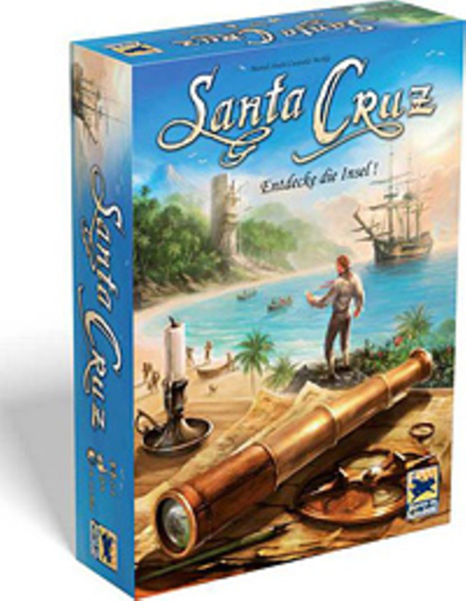 Spieletests: Spieltipp: Santa Cruz