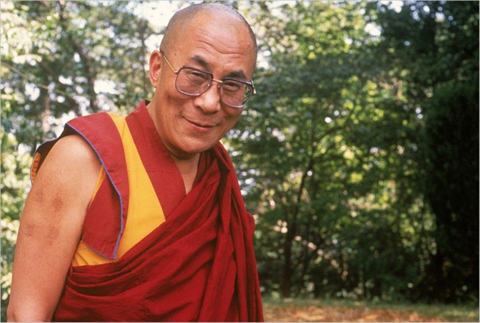Weltveränderer: Der Dalai Lama ist der höchste Gelehrte des Buddhismus