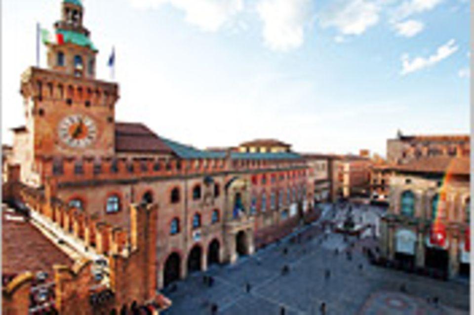 Italien: Zehn gute Gründe für Bologna