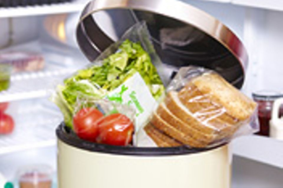 Lebensmittelproduktion: Brot für den Müllberg