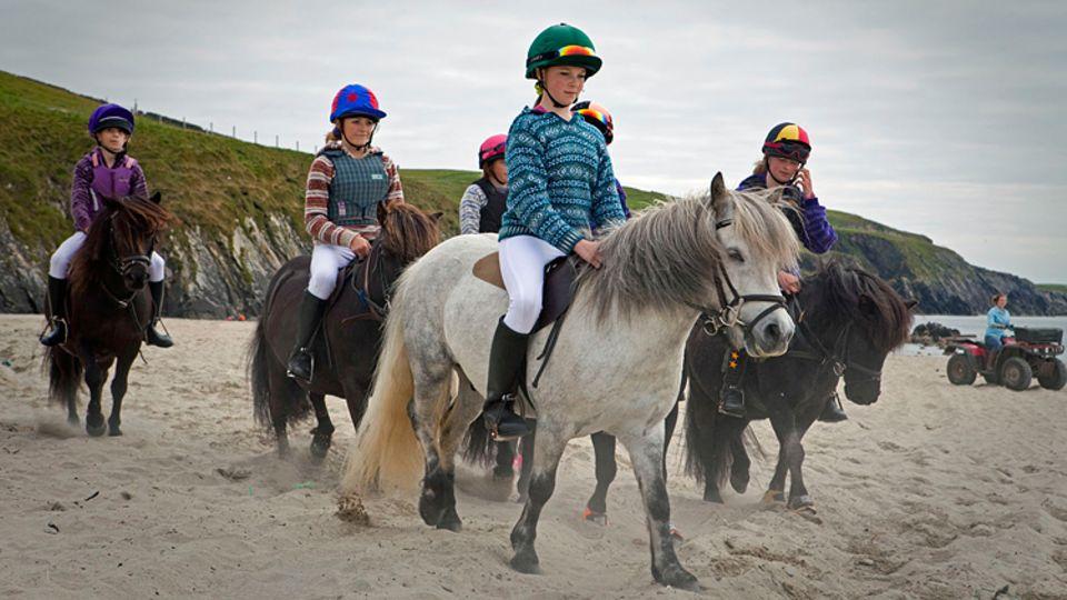 GEOlino-TV auf ARTE: Hannah und die Shetland-Ponys