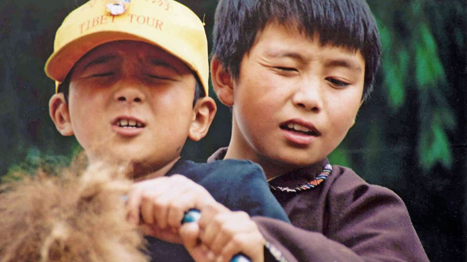 GEOlino-TV auf ARTE: Die blinden Kinder von Tibet
