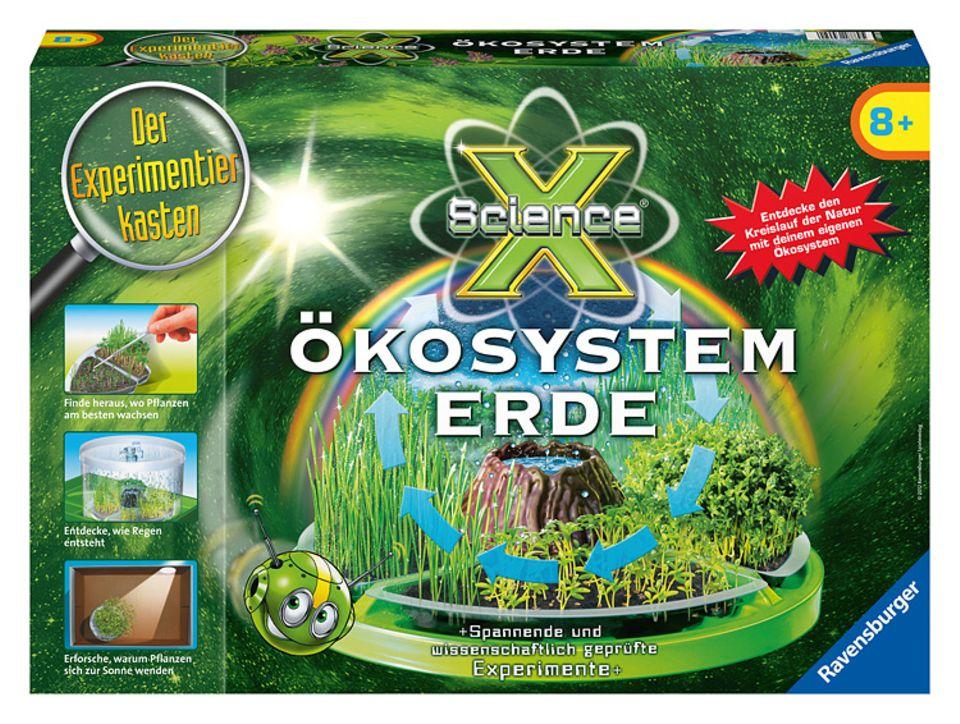 Ökosystem Erde: Die Welt in einer Box
