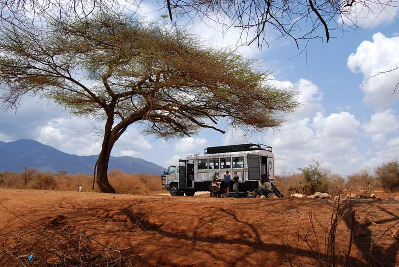 Afrika im Overland-Truck
