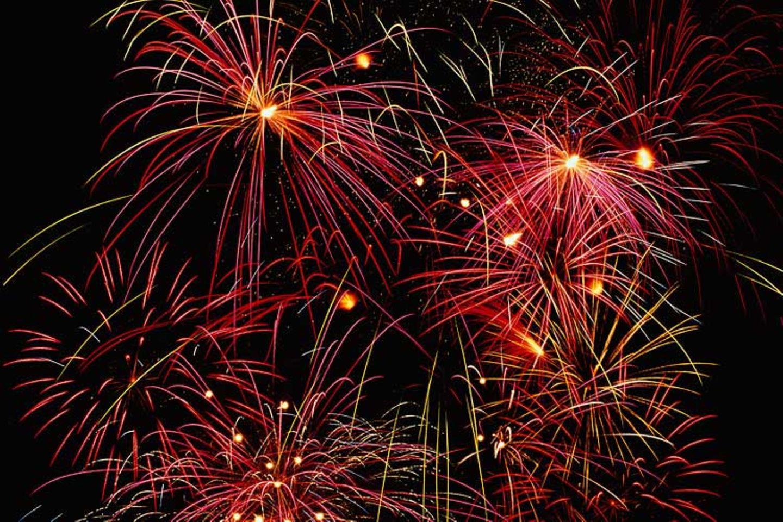 Silvester: Der Höhepunkt jeder Silvesternacht: Das Feuerwerk