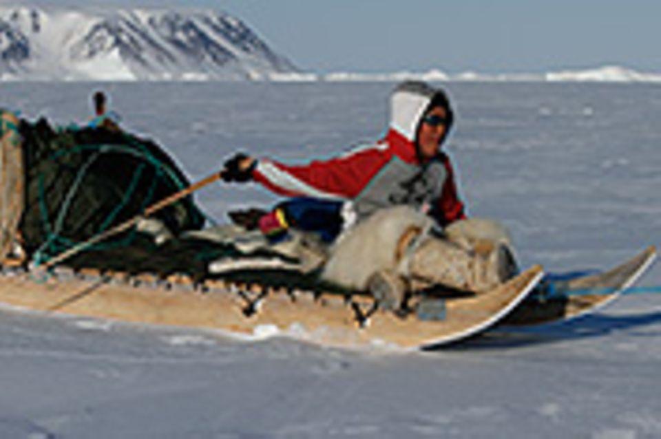 Arktis – ein Junge wird Jäger