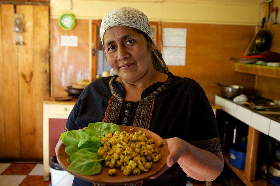 Chile: Kochen lernen von den Ureinwohnern