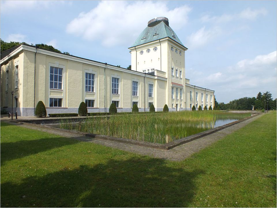 Umweltschutz: Seit 1960 wird im Wasserwerk Baursberg kein Elbwasser, sondern nur noch Grundwasser gefördert