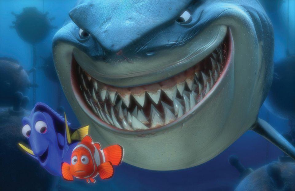 Rezept: Marlin und Dorie müssen keine Angst vor dem Hai Bruce haben - er ist Vegetarier