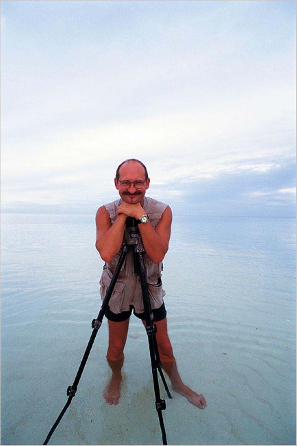 Themenschwerpunkt Reisefotografie: Weiß wie man Meeresbewohner in Szene setzt: Jürgen Freund