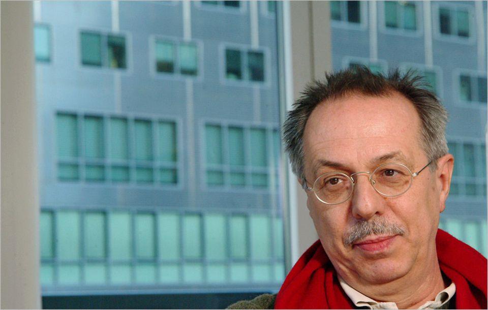 Serie: Reiseexperten: Dieter Kosslik ist bereits seit 2001 Direktor der Berlinale
