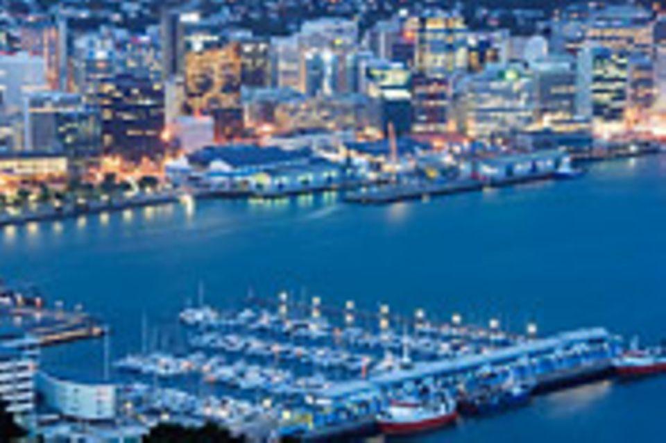 Städtereise: Wellington