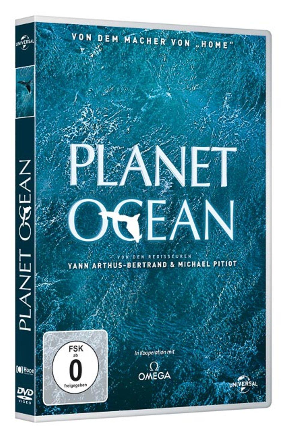 Umweltschutz: Planet Ocean Von Yann Arthus-Bertrand und Michael Pitiot (DVD/Blu-ray)