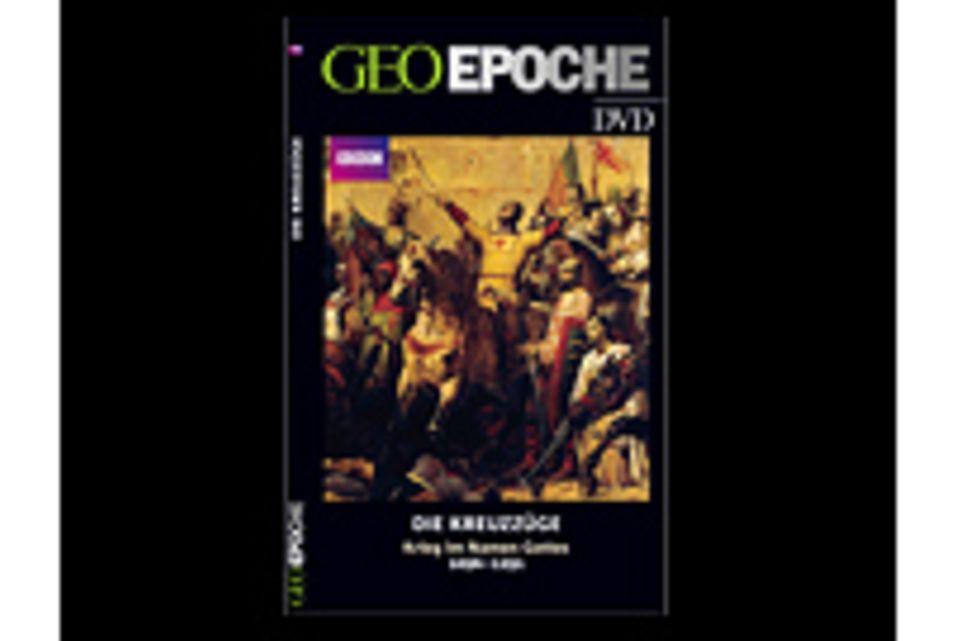 GEOEPOCHE-DVD: Die Kreuzzüge