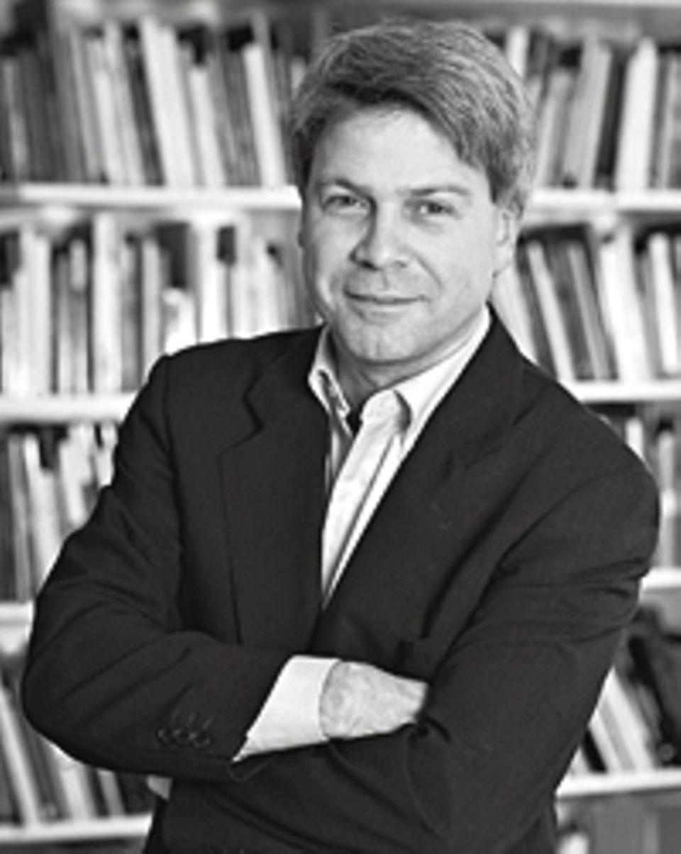 Deutsches Kaiserreich: Chefredakteur Michael Schaper
