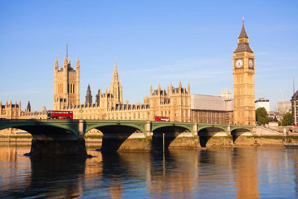 Stopover-Tipps: Stadtausflüge sind in London dank guter Anbindungen der Flughäfen schon bei kurzen Aufenthalten möglich