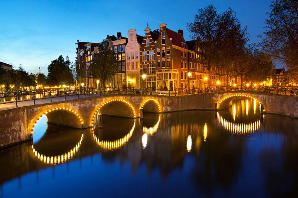 Stopover-Tipps: Strand oder Stadt, diese Frage stellt sich bei einem Aufenthalt in Amsterdam