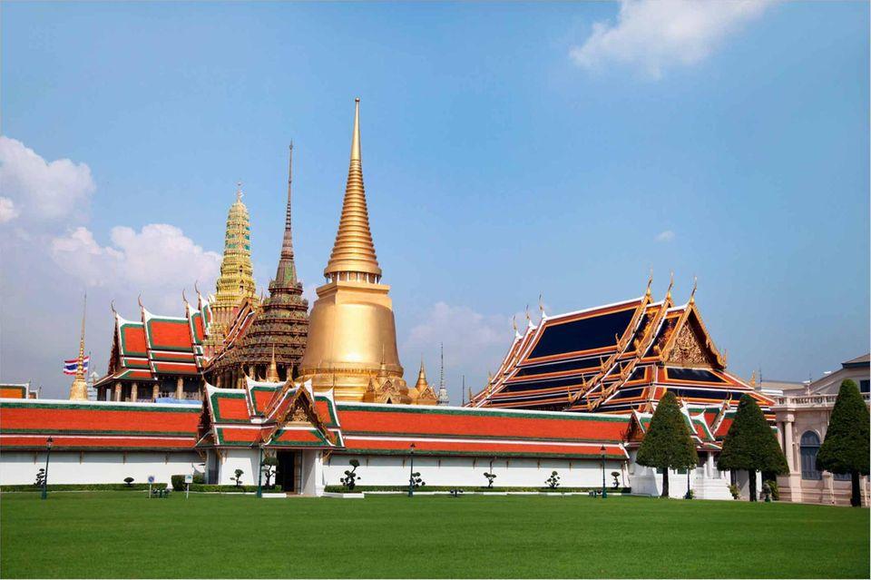 Stopover-Tipps: Tempelanlagen oder Thai-Massage für jeden Geschmack offeriert Bangkok etwas