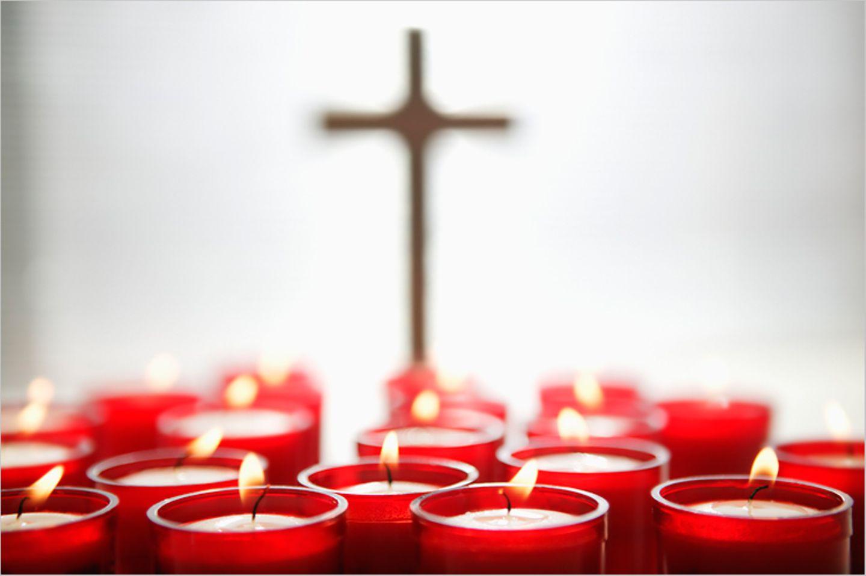 """Redewendung: Der Ausspruch """"drei Kreuze machen"""" lässt sich auf das Dankesgebet gläubiger Katholiken zurückführen"""
