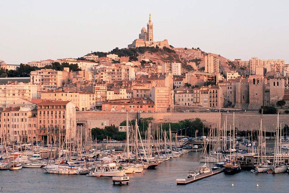Frankreich: In den Töpfen von Marseille
