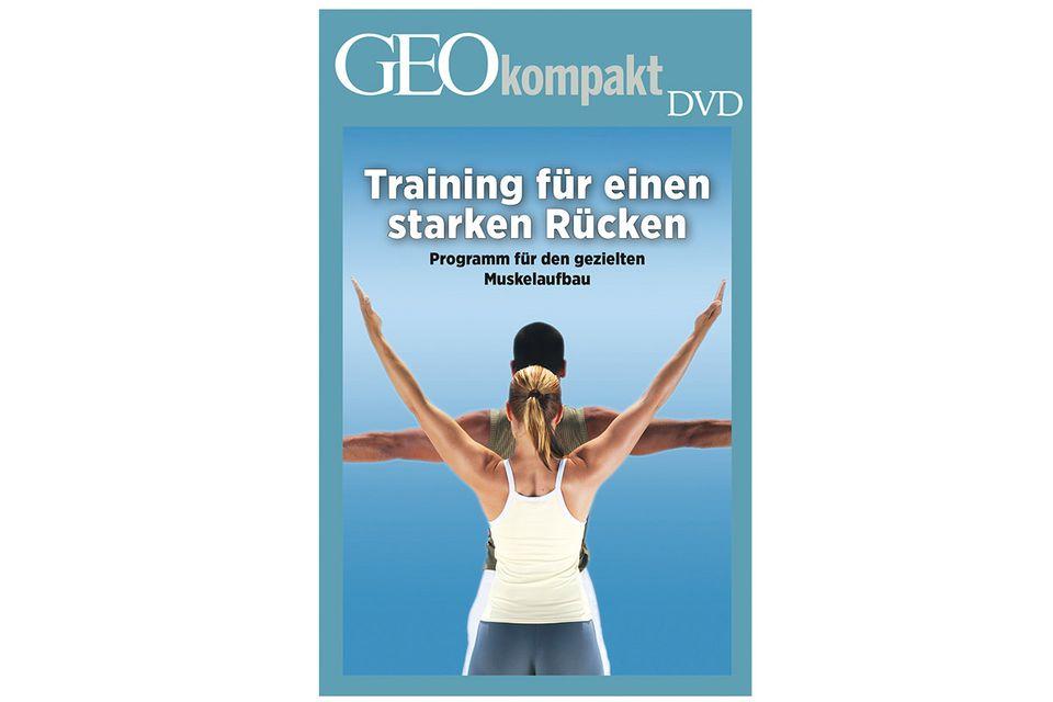 GEOkompakt-DVD: Training für einen starken Rücken
